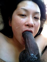 Amateur porn - asian lady trying..